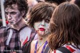 Zombie Walk - Zombiefest 2013