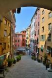 Piazza Santa Brigida