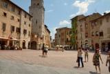 Piazza della Cisterna