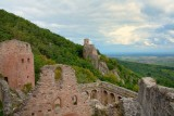 Twee ruïnes