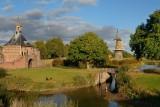 Dalempoort en molen De Hoop