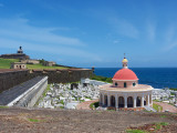 San Juan Cemetery and El Morro Lighthouse