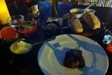 Delicious angus steak at El Gaucho. But quite expencive!