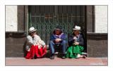 People of Ecuador