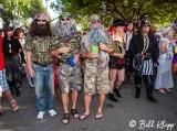 Masquerade March, Fantasy Fest  25