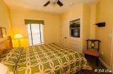 Guest Bedroom, Hyatt Beach House