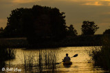 Kayaking at Sunset  1