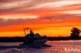 Sunset Boating   7