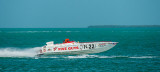 Rum Runners Powerboat in Key West