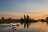 Sunset Boating   10