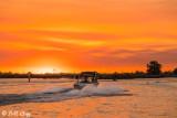 Sunset Boating   11