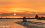 Sunset Boating   13
