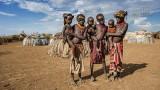 Mensen - Ethiopië - Omorate - Dassanech meisjes.jpg