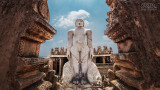 Landschap - India - Shravanabelagola