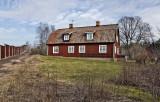 Övre Kymlinge gård, baksidan