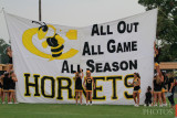 HORNETS WIN OVER BROOKS TROJANS IN 2014 SCRIMMAGE