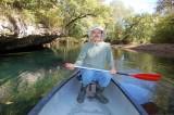 Courtois River in Missouri
