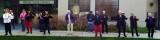 Rossmoor Flash Mob at Walnut Creek Library - MLK Day