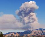 Mt. Diablo Fire - Sequence