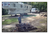 Chicot State Park Camping Trip