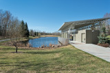 Front Pond & Outdoor Theatre