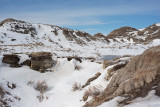 Winter In The Badlands
