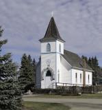 Markerville Lutheran Church 1907