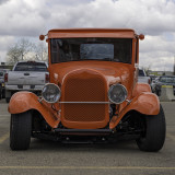 Classic Car - Model A Hot Rod