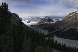 Peyto Lake Glacier