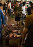 Market with fish
