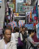 Mongok Street markets