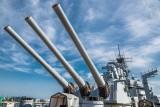 Battleship USS Iowa