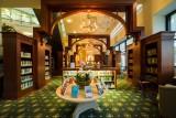 Old World Reading Room