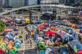 金鐘雨傘廣場 Umbrella Square