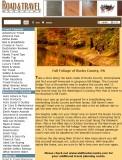 Road and Travel Magazine