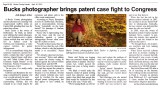 Articles about my fight on Ridiculous Invalid Patent
