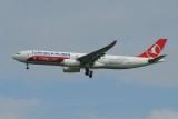 Turkish Airlines Airbus A330-300 TC-JNI 'Istanbul 2020'