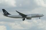 Avianca Airbus A330-200 N342AV 'Star Alliance livery'