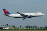 Delta Airbus A330-200 N854NW