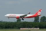 Air Berlin Airbus A330-200 D-ALPH