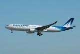 Corsair International Airbus A330-300 F-HZEN new colours