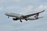 Virgin Airbus A330-300 G-VUFO