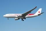Air Algerie  Airbus A330-200 7T-VJX red winglet