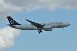 Avianca Airbus A330-200 N2802AV 'Star Alliance livery'
