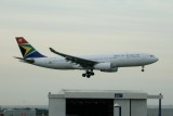 South African Airbus A330-200 ZS-SXY