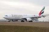 Emirates Airbus A330-200 A6-EKS