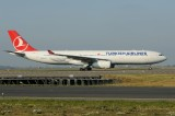 Turkish Airlines Airbus A330-300 TC-JNH