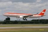 LTU Airbus A330-300 D-AERK