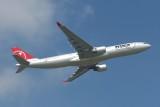 Northwest Airbus A330-300 N806NW
