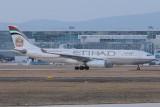 Etihad Airbus Airbus A330-200  A6-EYM